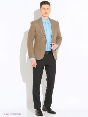 Пиджак MONDIGO. Цвет: светло-коричневый