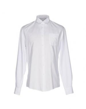 Pубашка DRYKORN. Цвет: белый