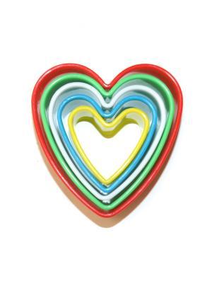 Формы для печенья DiMi. Цвет: красный, белый, зеленый