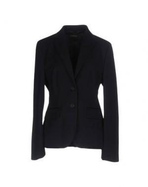 Пиджак STRENESSE. Цвет: темно-синий