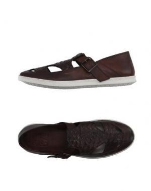 Низкие кеды и кроссовки ZERO_571. Цвет: темно-коричневый