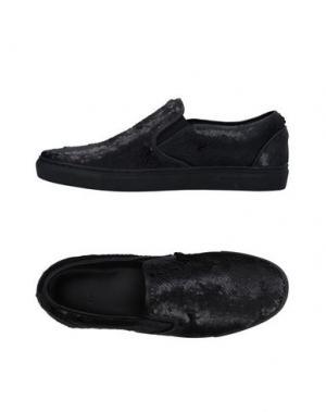 Низкие кеды и кроссовки JUUN.J. Цвет: черный