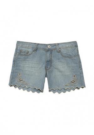 Шорты джинсовые Jette by Staccato. Цвет: голубой