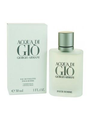 Acqua Di Gio man, Туалетная вода, 30 мл Armani. Цвет: бежевый