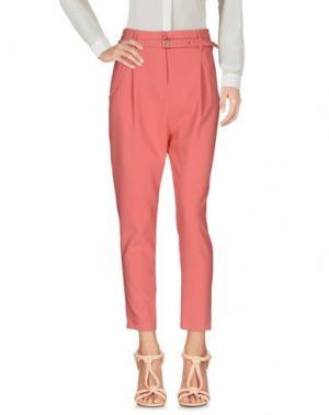 Повседневные брюки ATOS LOMBARDINI. Цвет: коралловый