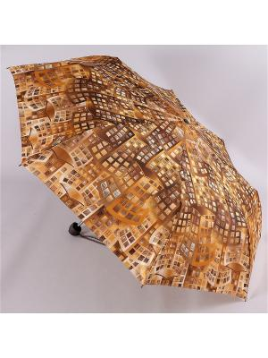 Зонт Airton. Цвет: коричневый