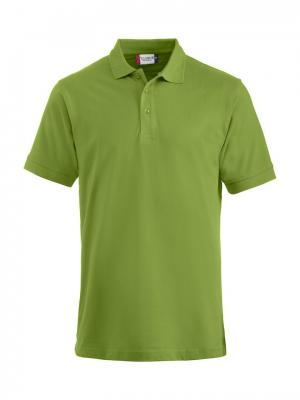 Lincoln футболка-поло Clique. Цвет: зеленый, светло-зеленый