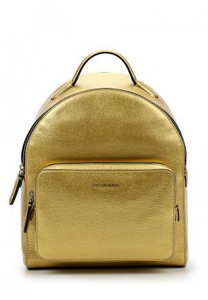 Рюкзак Coccinelle. Цвет: золотой