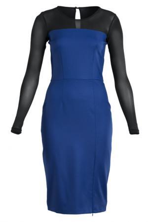 Платье женское BAUKJEN BY ISABELLA. Цвет: синий