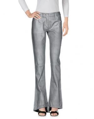 Джинсовые брюки ANDREW MACKENZIE. Цвет: серый