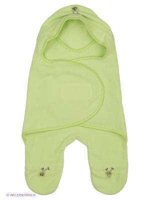 Конверт для малышей Mum`s Era. Цвет: зеленый