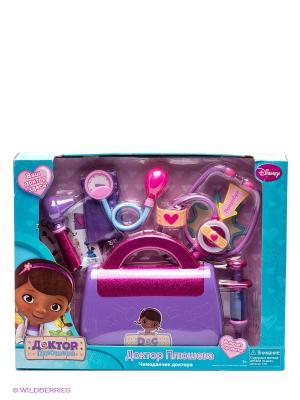 Игрушка Доктор Плюшева. Чемоданчик доктора Disney. Цвет: розовый