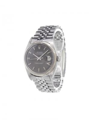 Datejust analog watch Rolex. Цвет: none