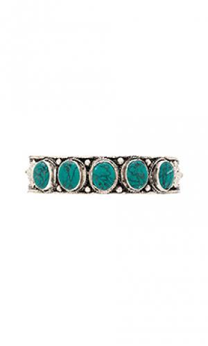 Браслет santa fe Natalie B Jewelry. Цвет: металлический серебряный