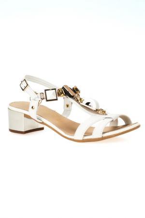 Sandals PRATIVERDI. Цвет: bianco