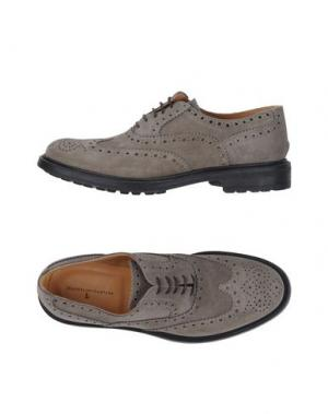 Обувь на шнурках SETTANTATRE LR. Цвет: серый