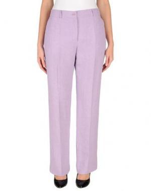Повседневные брюки SCHNEIDERS. Цвет: фиолетовый