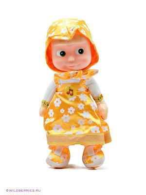 Мягкая игрушка Маша Мульти-пульти. Цвет: желтый