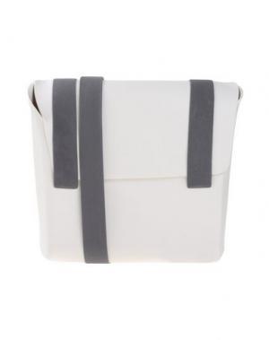 Рюкзаки и сумки на пояс MH WAY. Цвет: белый