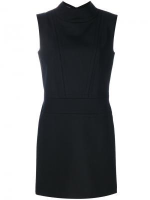 Sleeveless dress Dondup. Цвет: чёрный
