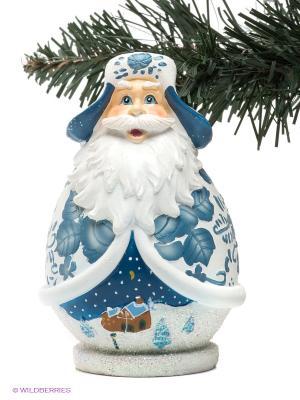 Копилка Mister Christmas. Цвет: белый, синий