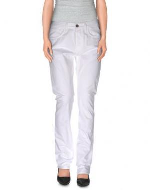 Повседневные брюки THEYSKENS' THEORY. Цвет: белый