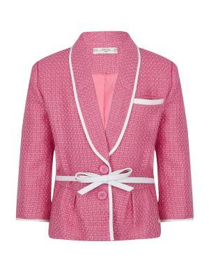 Пиджак, Jalsa, цвет розовый (Coconuts) SUPERTRASH. Цвет: розовый