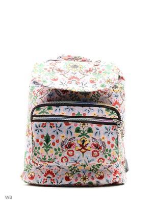 Рюкзак Punta. Цвет: розовый