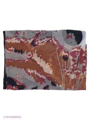 Платок Mario Spado. Цвет: бронзовый, красный, темно-красный