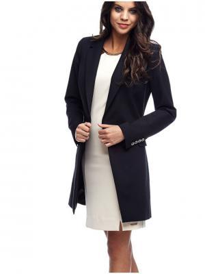 Пальто GUESS. Цвет: черный