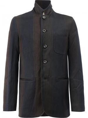Куртка на пуговицах Uma Wang. Цвет: коричневый