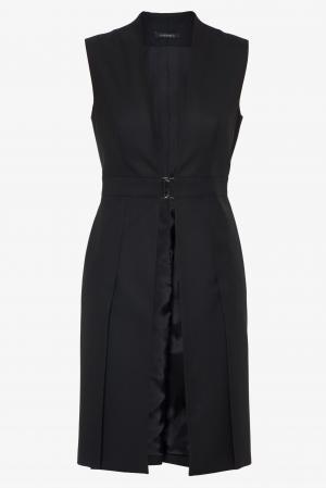 Жилет VASSA&Co. Цвет: черный