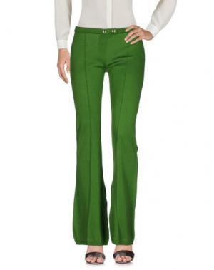 Повседневные брюки AKEP. Цвет: зеленый
