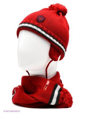 Комплект одежды Wojcik. Цвет: красный