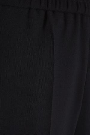 Шерстяные брюки Alena Akhmadullina. Цвет: черный