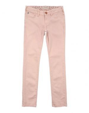Повседневные брюки SCOTCH R'BELLE. Цвет: телесный