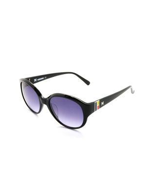 Солнцезащитные очки MM 610S 01 Missoni. Цвет: черный