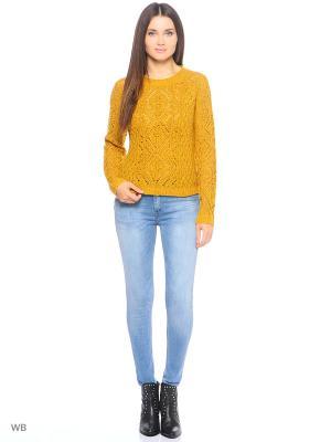 Джемпер Vero moda. Цвет: оранжевый