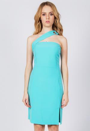 Платье Vestetica. Цвет: бирюзовый
