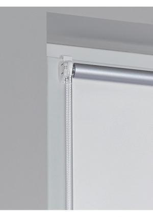 Рулонная штора Heine Home. Цвет: белый