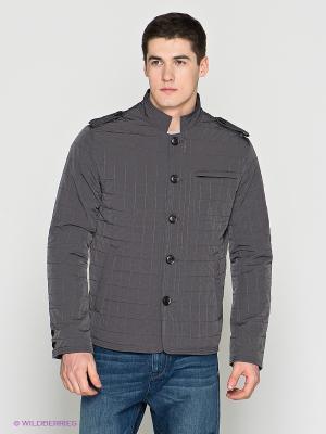 Куртка CONVER. Цвет: темно-серый