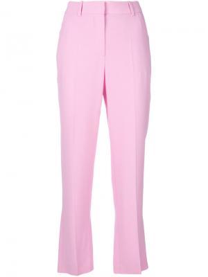 Классические укороченные брюки Givenchy BW501V103C12591651