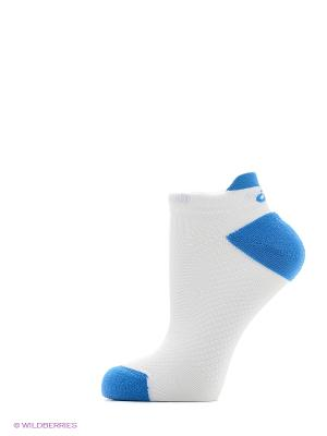 Носки COOLING ST SOCK ASICS. Цвет: белый, синий