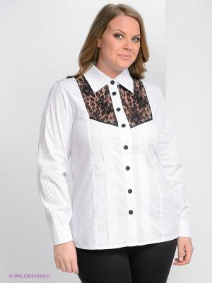 Рубашка Giani F. Цвет: белый, черный