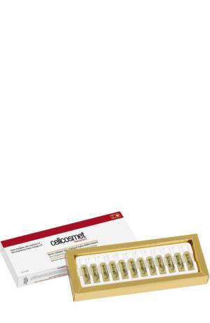 Клеточная сыворотка с эласто-коллагеном Ультраяркий тон Cellcosmet&Cellmen. Цвет: бесцветный