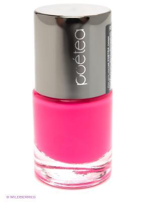 Лак для ногтей ЛЮМИ POETEQ. Цвет: розовый