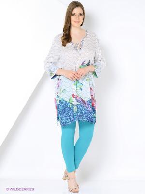 Леггинсы Далиса. Цвет: морская волна