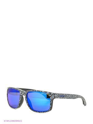 Солнцезащитные очки NRC. Цвет: серый