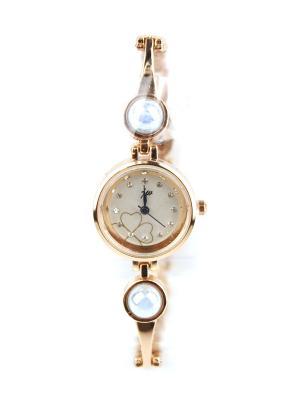 Часы наручные 1Azaliya. Цвет: синий, золотистый
