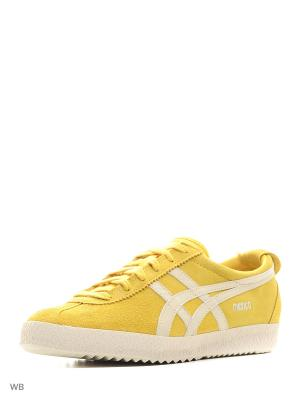 Кеды MEXICO DELEGATION ONITSUKA TIGER. Цвет: желтый